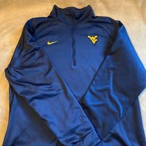 West Virginia Nike Pullover